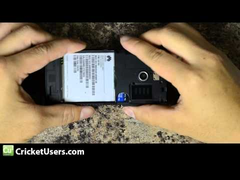 Cricket Wireless Huawei Ascend Q (M660) Unboxing and First Look