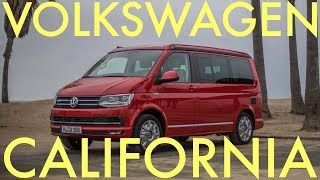 The VW California is the coolest camper van we'll never get