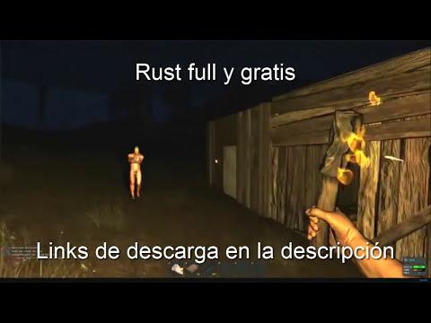 Descargar Rust última versión v25 mega full gratis