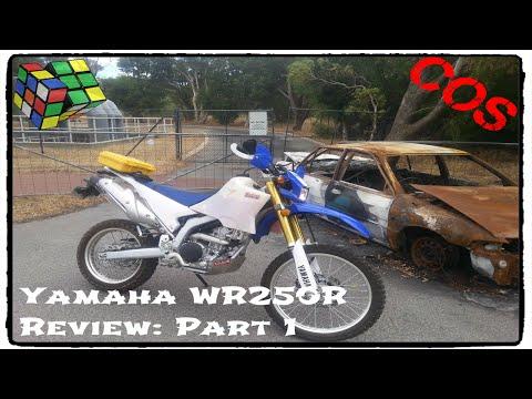 WR250R Review: Part 1