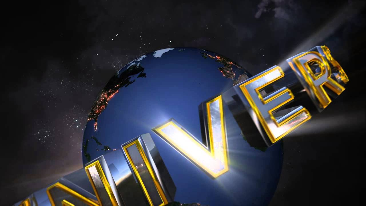 Universal Pictures Logo 2014 C4D - Universal Pictures 2013