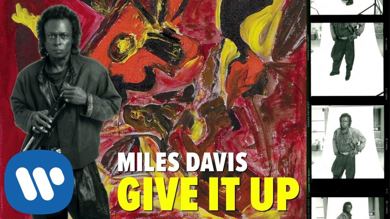 "Miles Davis - ""Give It Up""の試聴音源を公開 未発表アルバム 新譜「Rubberband」2019年9月6日発売予定 thm Music info Clip"