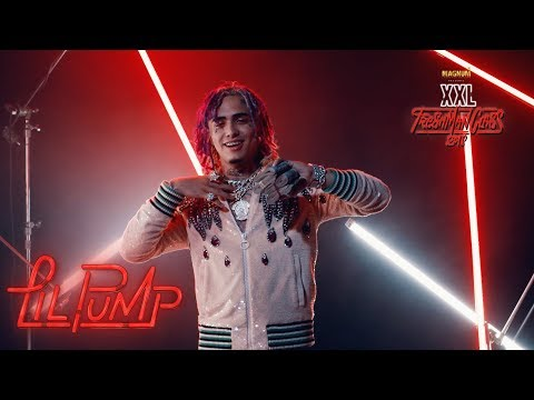 Lil Pump Freestyle - 2018 XXL Freshman