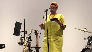 6/21/18 Summer SOULstice at Tacoma Art Museum: Kellie Richardson