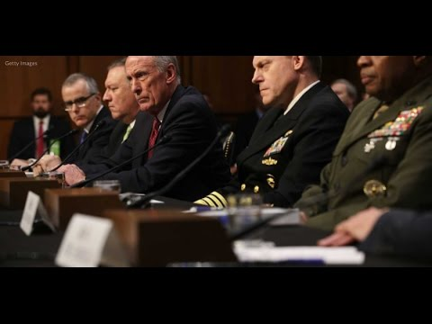 """WASHINGTON POST """"FAKE NEWS"""" REPORTED TRUMP ASKED TOP INTEL  OFFICIALS TO DENY TRUMP RUSSIA COLLUSION"""