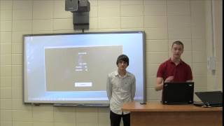 Final Projects - Computer Science - St Lambert Champlain College - 2014