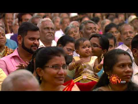 Pongal Sirappu Pattimandram | 15 January 2019 | Sun TV