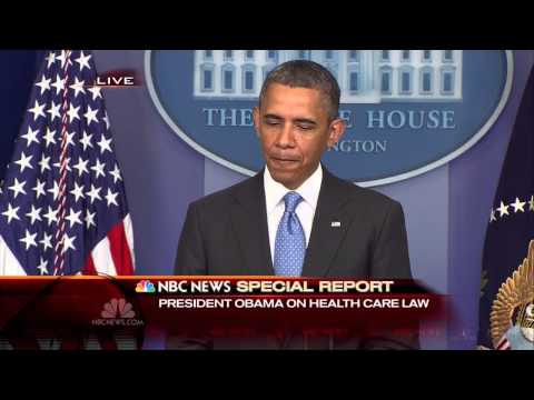 Obama Avoids Questions On Democrats Calling ObamaCare A