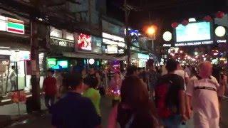 Bangla Road Patong Nightlife