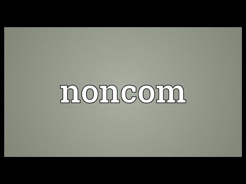 Header of noncom