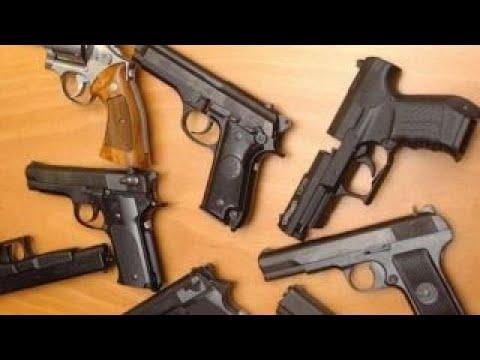 Gov of US Virgin Islands seizes guns ahead of Hurricane Irma