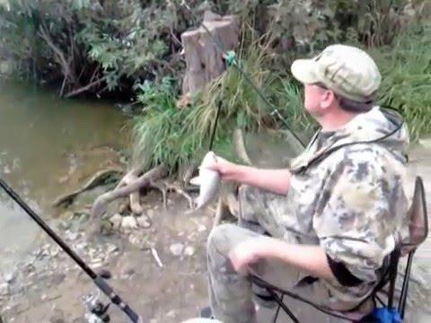 рыбалка в берново