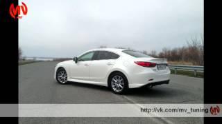 Тюнинг. SkyActiv Mazda 6 (MV-TUNING teaser video)