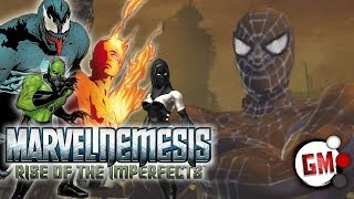 THE APTLY NAMED IMPERFECTS - Marvel Nemesis Game Review