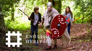 What Was Life Like? Episode 3: Anglo-Saxons | Meet an Anglo-Saxon Warrior