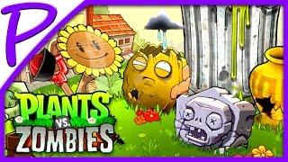 Растения против зомби #11 (Plants vs zombies). Игра для Детей #РАЗВЛЕКАЙКА