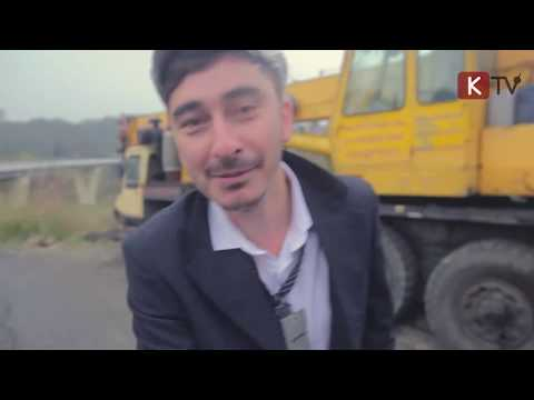 Непосредственно Каха -- Каха и Серго на охоте. 4 сезон 6 серия