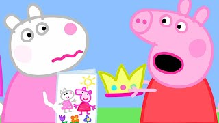 Best of Peppa Pig | Suzy Goes Away | Cartoons for Children
