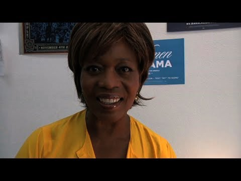 Alfre Woodard Shares Why She Supports President Obama - OFA Nevada
