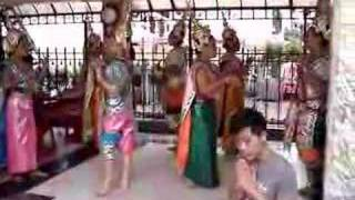 Traditional Dance of Thai