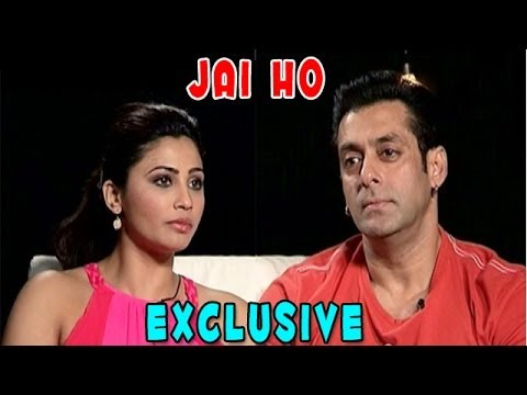 Jai Ho | Salman Khan & Daisy Shah Exclusive Interview video