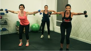Fat Blasting Workout, R.I.P.P.E.D. Fitness, Class FitSugar