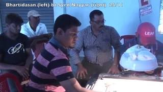 Bhartidasan vs Syed Nayyar -QF Set1