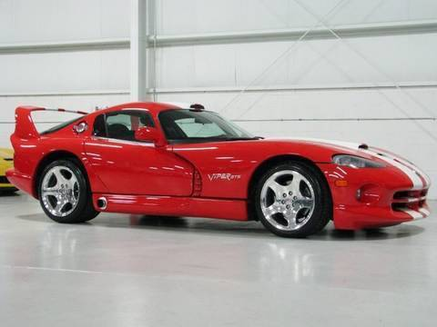 Dodge Viper GTS Supercharged--Chicago Cars Direct HD Music Videos