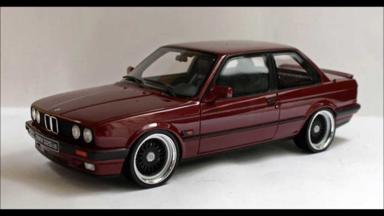Bmw E30 325is Modellauto Original  U0026 Tuning 1 18 Full Hd