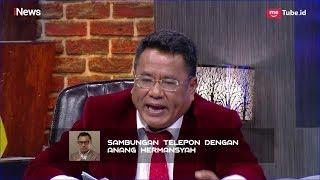 Panas Hotman Paris Dan Anang Hermansyah Saling Cecar Soal Ruu Permusikan Part 2b Hps 13 02