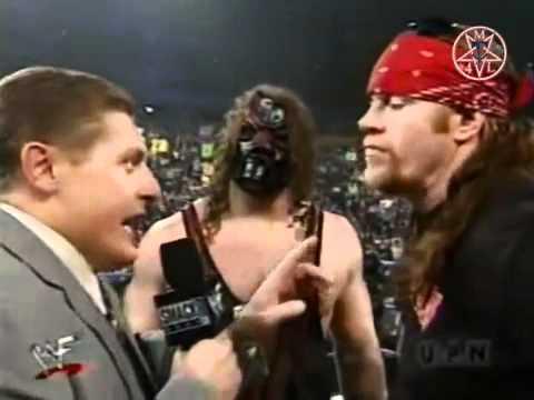 Kane vs Rhyno