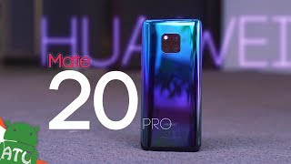 Huawei Mate 20 Pro - The Triple Eyed Beast!