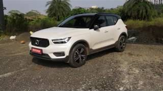 In Hindi: Volvo XC40 India Road Test Review