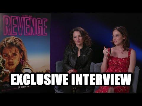 Revenge - Coralie Fargeat And Matilda Lutz Exclusive Interview