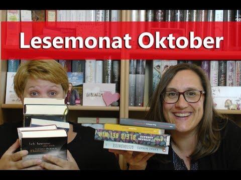 Lesemonat Oktober 2019