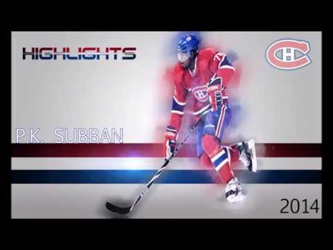 P.K. Subban Highlights ★2014★