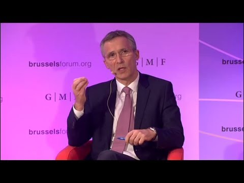 """""""Zero-sum? Russia, power politics and the post-cold war era"""" at Brussels Forum, 21 MAR 2015"""