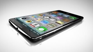 iPhone 5's Liquid Metal Body and BlackBerry 10!