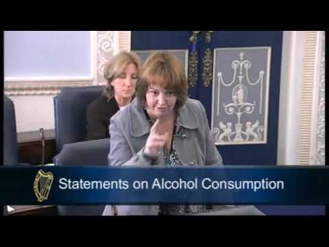Senator Jillian van Turnhout - Alcohol Consumption: Statements