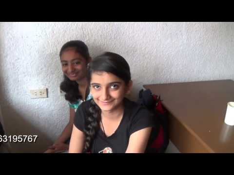 Uphs Girls Students In Our Hostel Room video