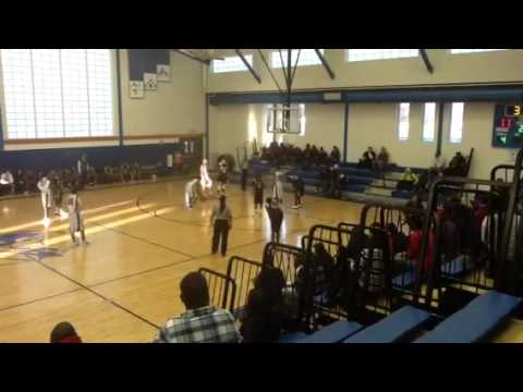 Providence Creek Academy vs Dover Central middle school