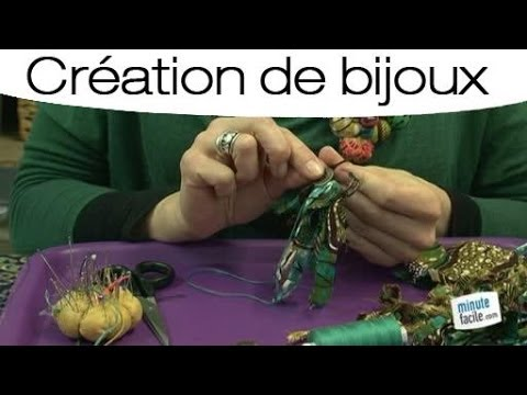 Bijou faire soi m me une belle broche youtube - Support bijoux a faire soi meme ...