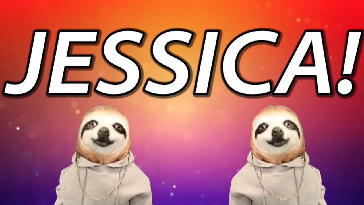 Happy birthday jessica memes