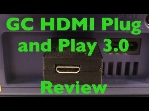 DBPG: GameCube HDMI Plug and Play 3.0 Review