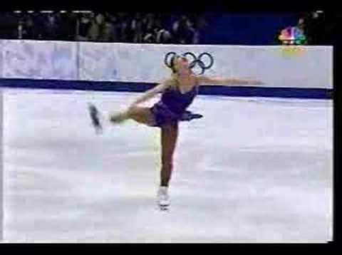 Michelle Kwan - 2002 Olympics SP (Rachmaninoff)