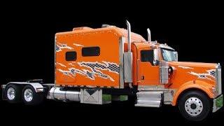Truck videos for kids - Xe oto tải đi trở hàng - Boys games for kids