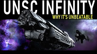 5 Features that made the UNSC Infinity the GREATEST Modern HALO CAPITAL SHIP