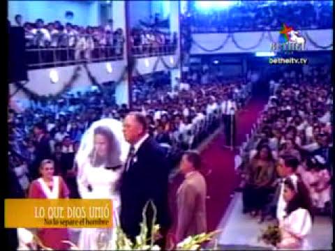 boda del pastor rodolfo gonzales cruz parte 2