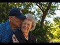 Lawrean and Wally:  A love story 70 years in the making at Rice University