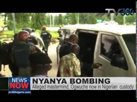 INTERPOL hands over Nyanya bombing mastermind to Nigeria